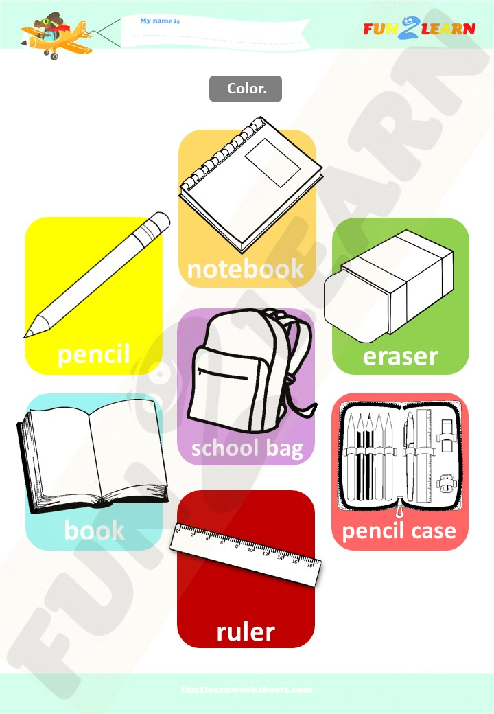 what in your bag esl worksheet