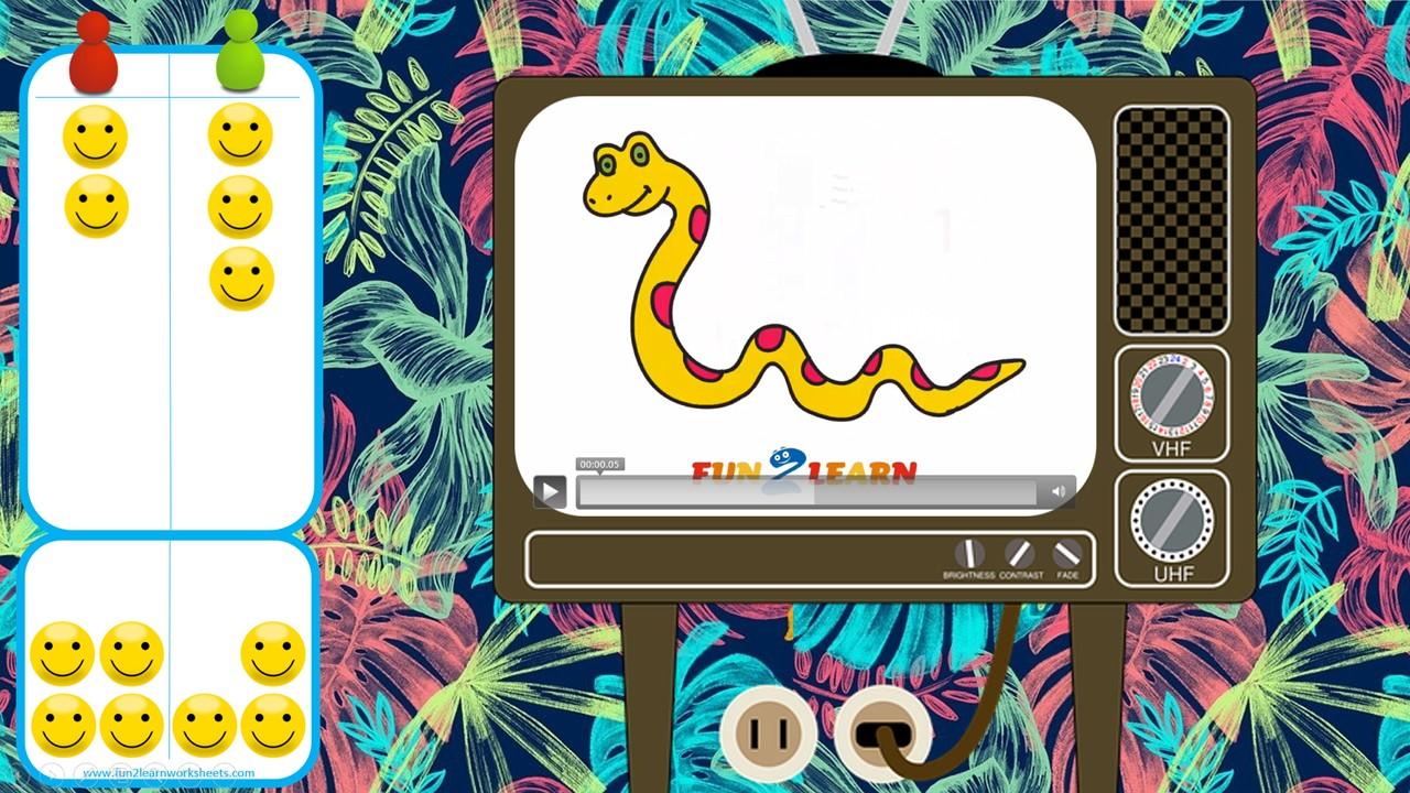animals online esl game