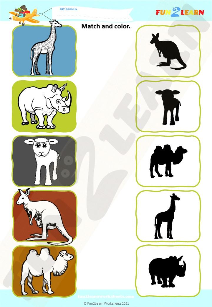 mary little lamb worksheet